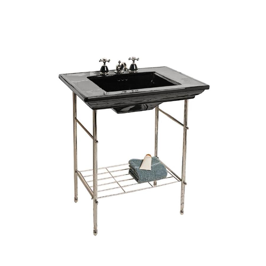 KOHLER 30-in L x 21.75-in W Fire Clay Pedestal Sink Top