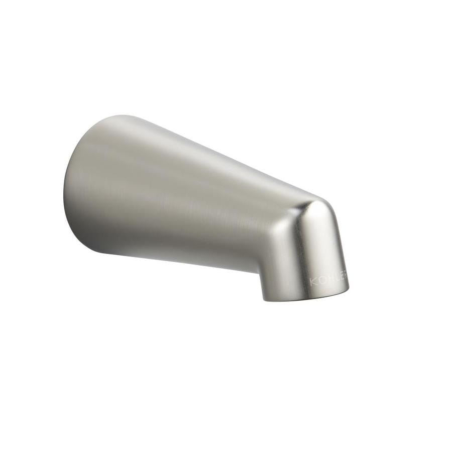 KOHLER Nickel Tub Spout