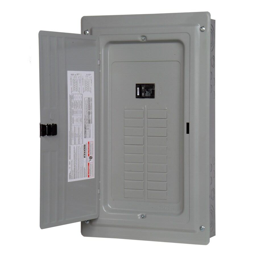 Murray 40-Circuit 20-Space 100-Amp Main Breaker Load Center