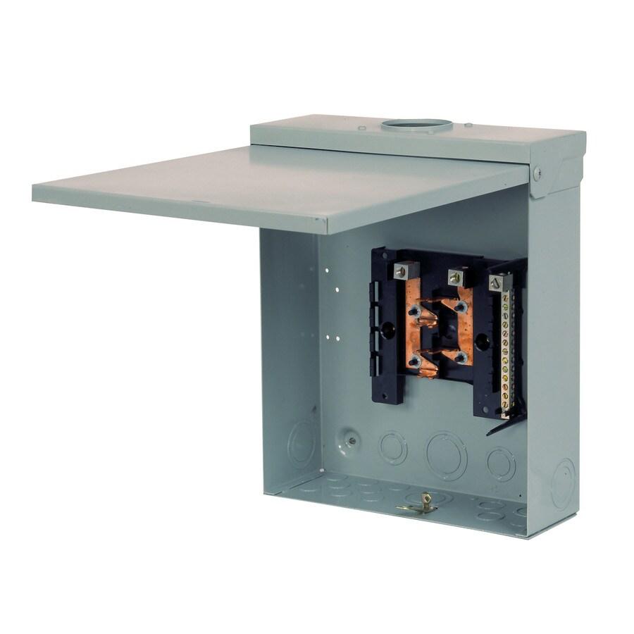 Murray 16-Circuit 8-Space 125-Amp Main Lug Load Center