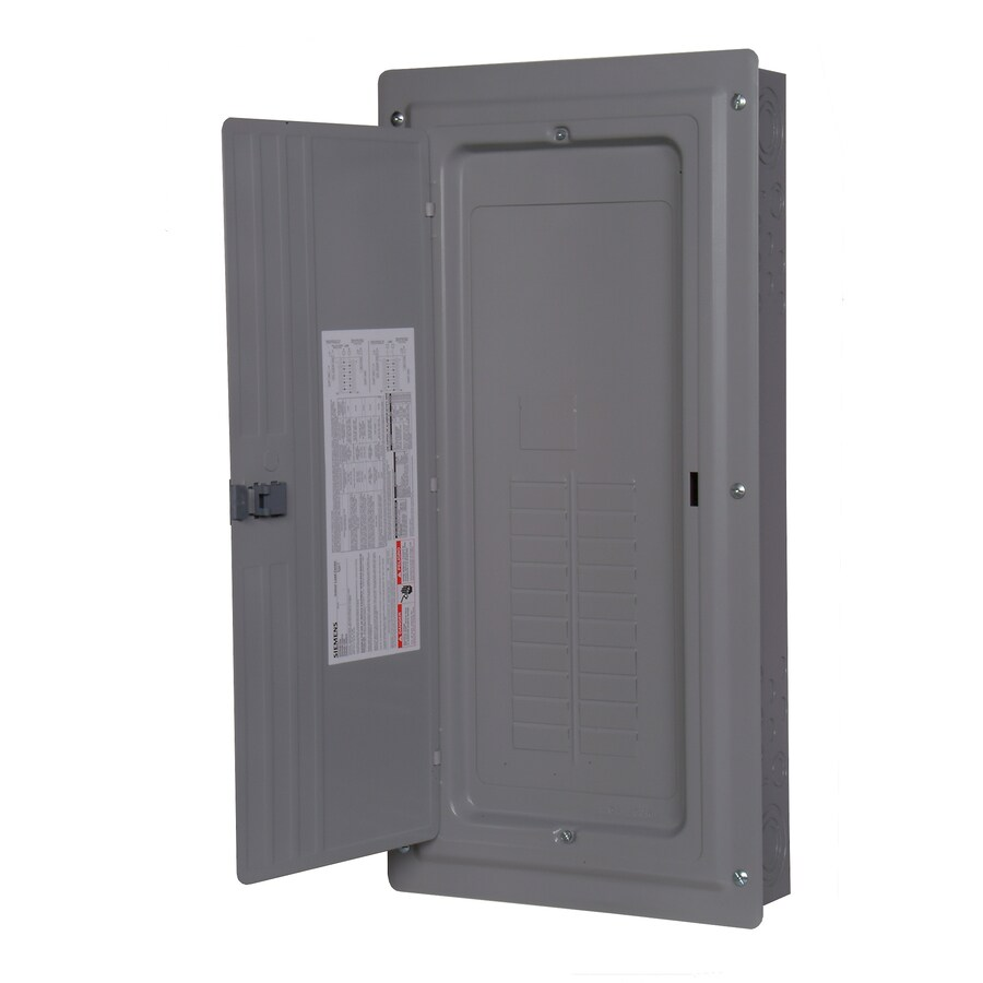 Siemens 40-Circuit 20-Space 200-Amp Main Lug Load Center