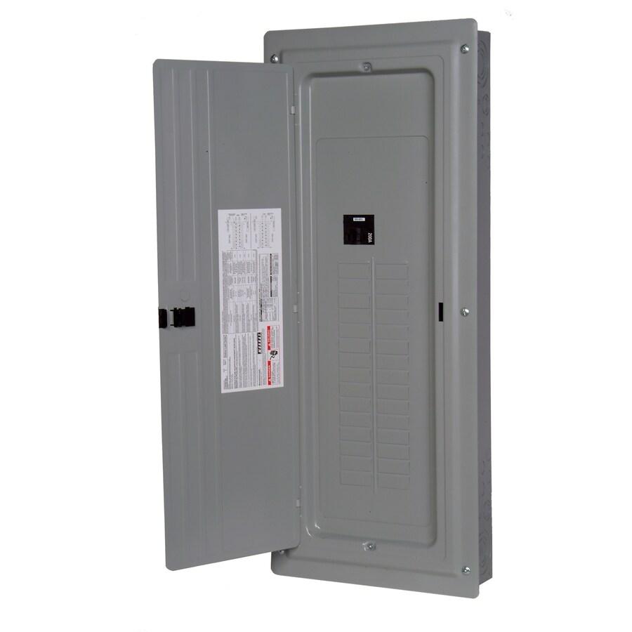 Siemens 40-Circuit 30-Space 200-Amp Main Breaker Load Center