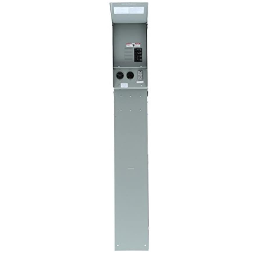 Siemens 125-Amp 3-Circuit Overhead or Underground Temporary Power Panel