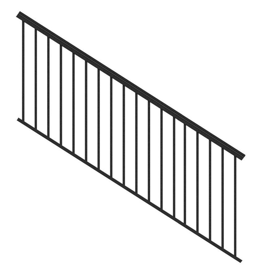 shop freedom porch railing kits at lowes com
