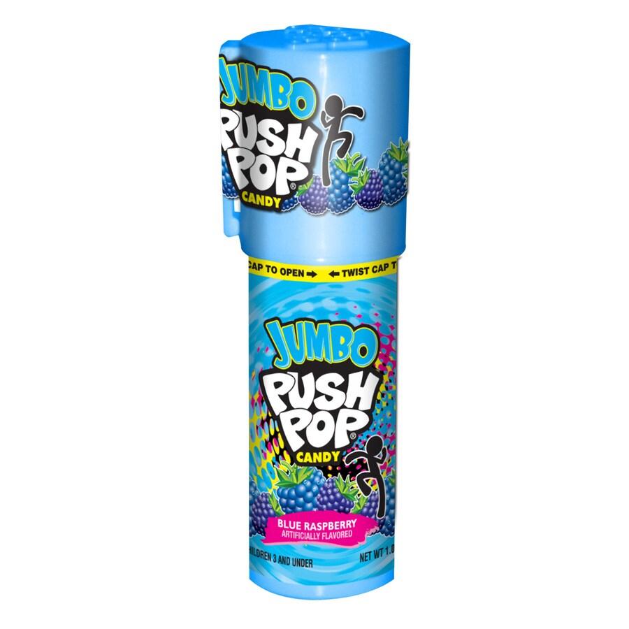 Push Pop 1.06-oz Jumbo Push Pop Hard Confections
