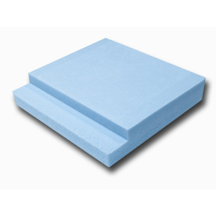 Dow R5 Faced Polystyrene Foam Board Insulation (Common: 1.5-in x 8-ft x 2-ft; Actual: 1.437-in x 7.937-ft x 1.875-ft)