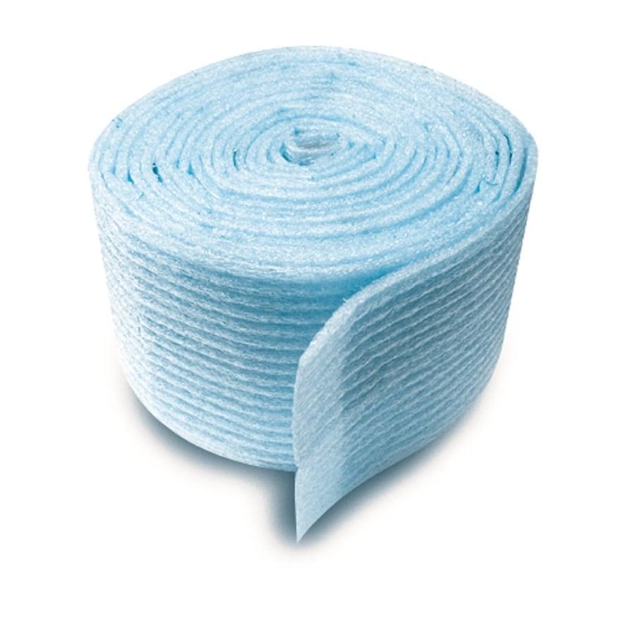 STYROFOAM 31.25-sq ft Unfaced Polystyrene Roll Insulation (7.5-in W x 50-ft L)