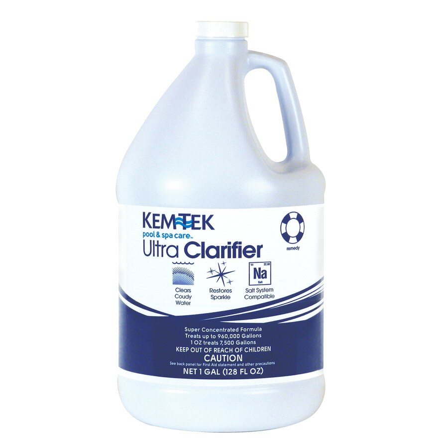 Kem-Tek 128-oz Pool Water Clarifier