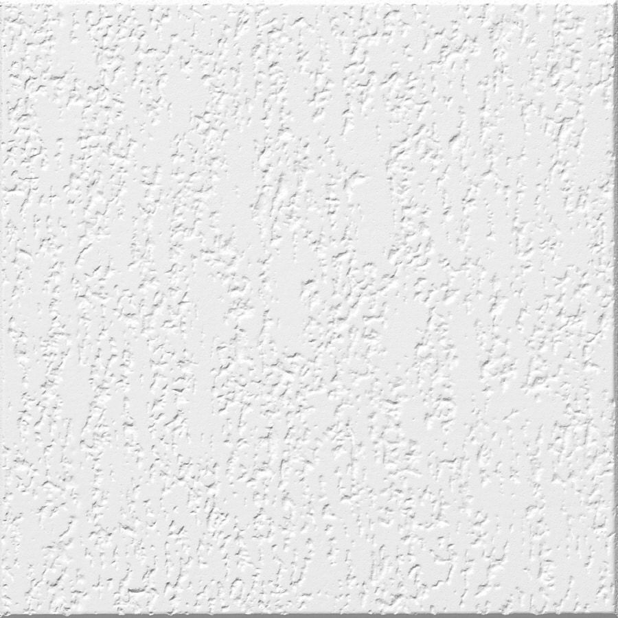 Armstrong 40-Pack Ceiling Tiles (Actual: 11.985-in x 11.985-in)