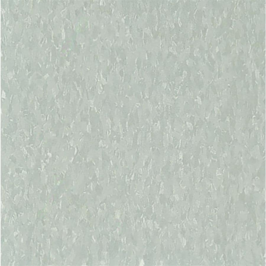 Armstrong 12-in x 12-in Soft Warm Gray Chip Pattern Commercial Vinyl Tile