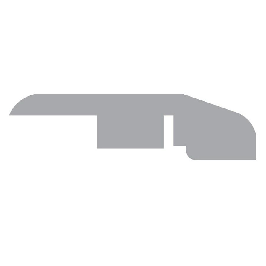 Armstrong 2.4-in x 72-in Italian Walnut Reducer Floor Moulding
