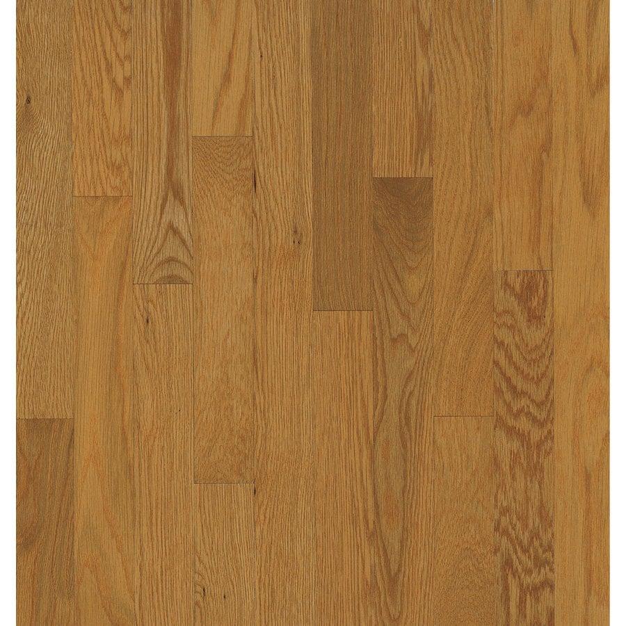 Bruce Oak Hardwood Flooring Sample (Butterscotch)