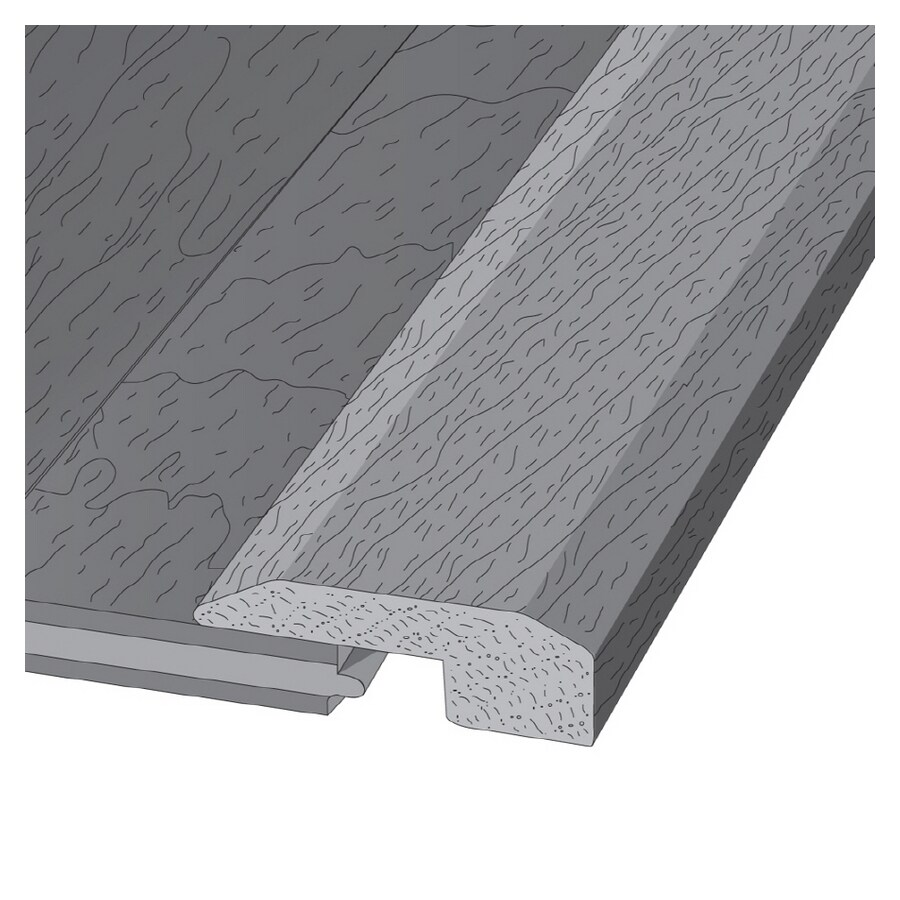 Bruce 2-in x 78-in Toasted Sesame Cherry Threshold Floor Moulding