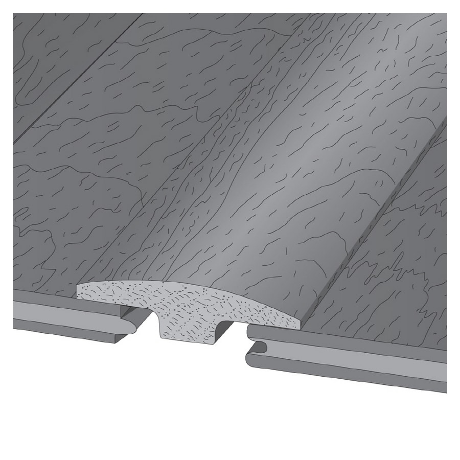 Bruce 2-in x 78-in Cappuccino T-Floor Moulding