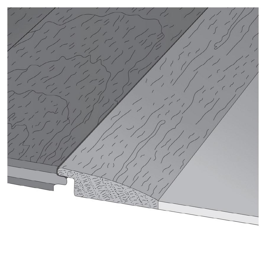 Bruce 1-1/2-in x 78-in Gunstock Ash Reducer Moulding