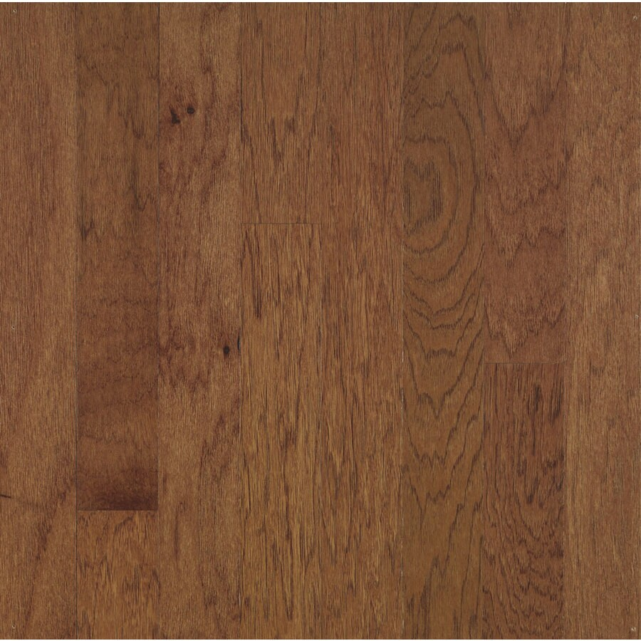 Bruce Locking Smooth Face Wild Cherry/Brandywine Hickory Hardwood Flooring (22-sq ft)