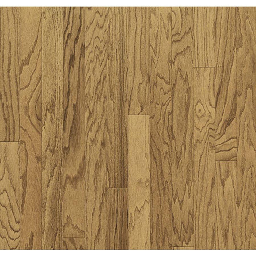 Bruce Locking Smooth Face Harvest Oak Hardwood Flooring (22-sq ft)