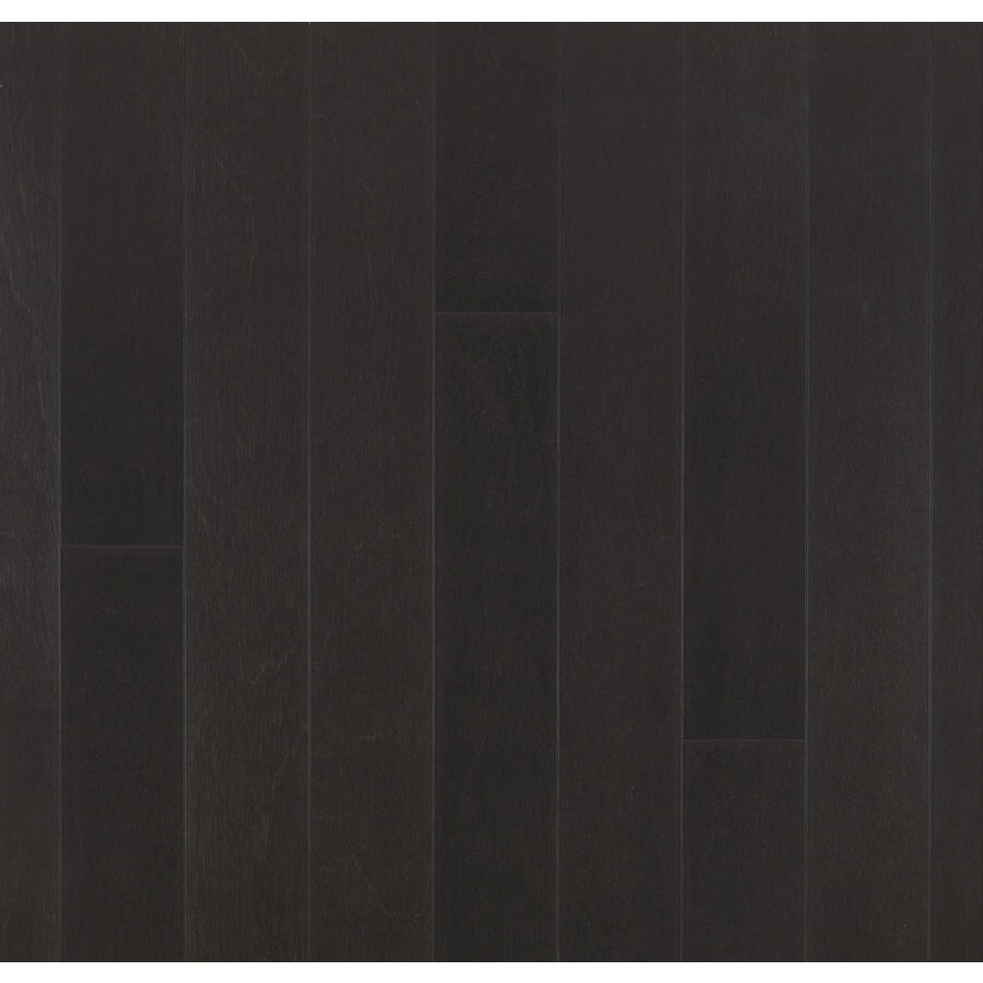 Bruce American Exotics 5-in W Prefinished Birch Engineered Hardwood Flooring (Peppercorn)