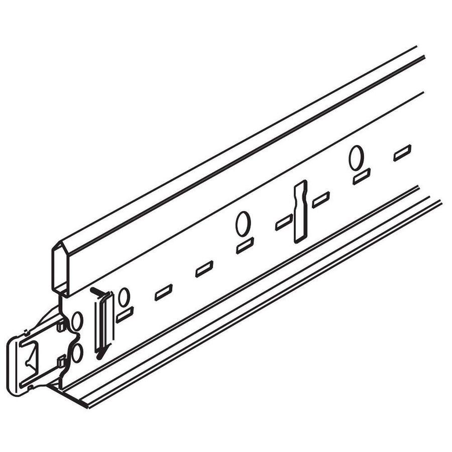 Armstrong Prelude 20-Pack 144-in Aluminum Ceiling Grid Main Beams