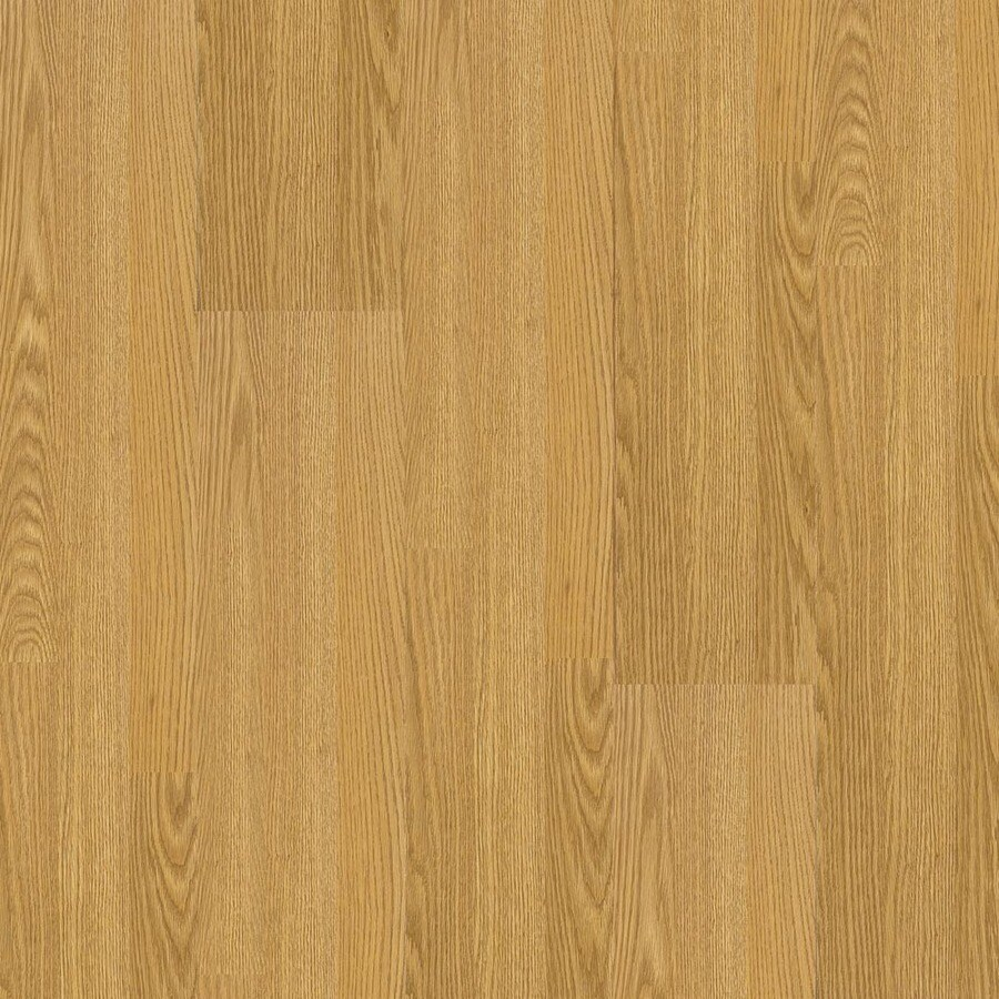 Armstrong Cumberland II 7.6-in W x 4.52-ft L Butterscotch Oak Smooth Laminate Wood Planks