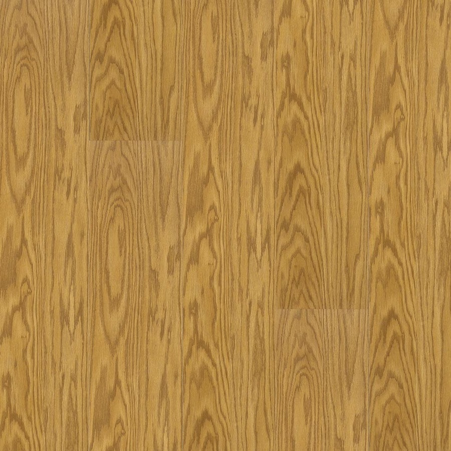 Armstrong Cumberland II 7.6-in W x 4.52-ft L Harvest Oak Gunstock Smooth Laminate Wood Planks