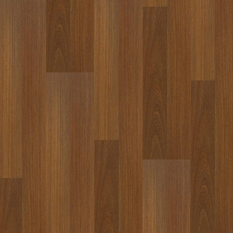 Armstrong Cumberland II 7.6-in W x 4.52-ft L Tropical Cherry Smooth Laminate Wood Planks