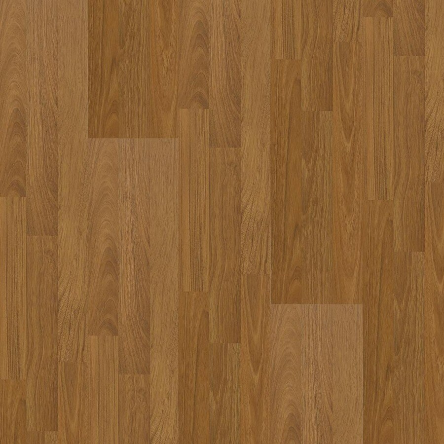Armstrong Cumberland II 7.6-in W x 4.52-ft L Jatoba Smooth Laminate Wood Planks