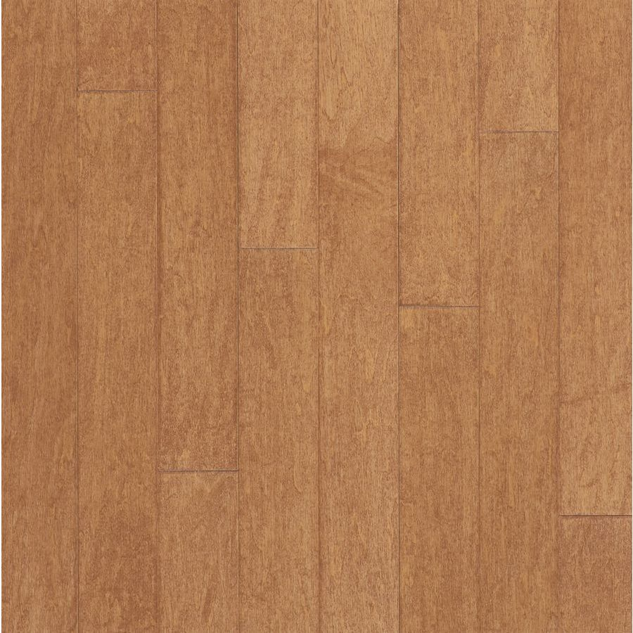 Bruce Locking Smooth Face Amaretto Maple Hardwood Flooring (22-sq ft)