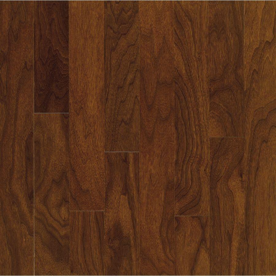 Bruce 5-in W Prefinished Walnut Flooring (Autumn Brown)