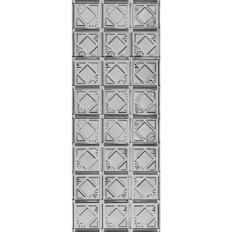 Stainless steel backsplash tiles lowes
