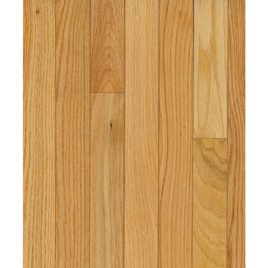 Shop Bruce Barrett Strip 2 25 In W Prefinished Oak