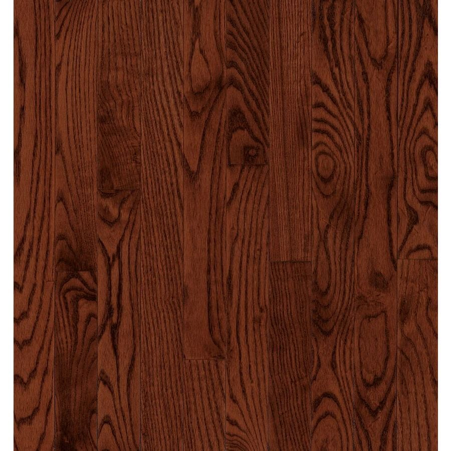 Shop Bruce Barrett Plank W Prefinished Oak