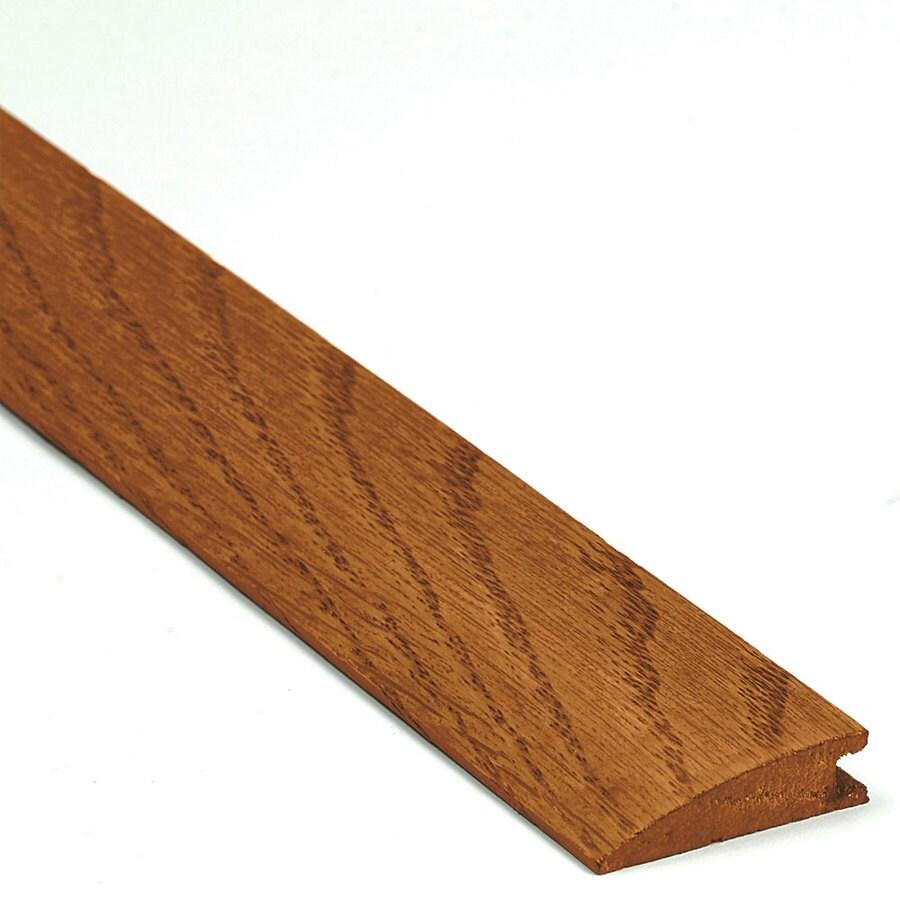 Bruce 1.5-in x 78-in Calico Brown Oak Reducer Floor Moulding