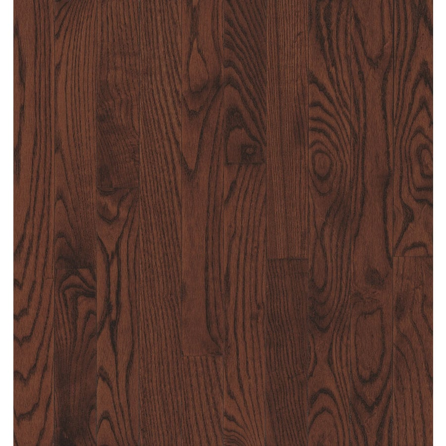 Bruce America's Best Choice 3.25-in W Prefinished Ash Hardwood Flooring (Cherry)
