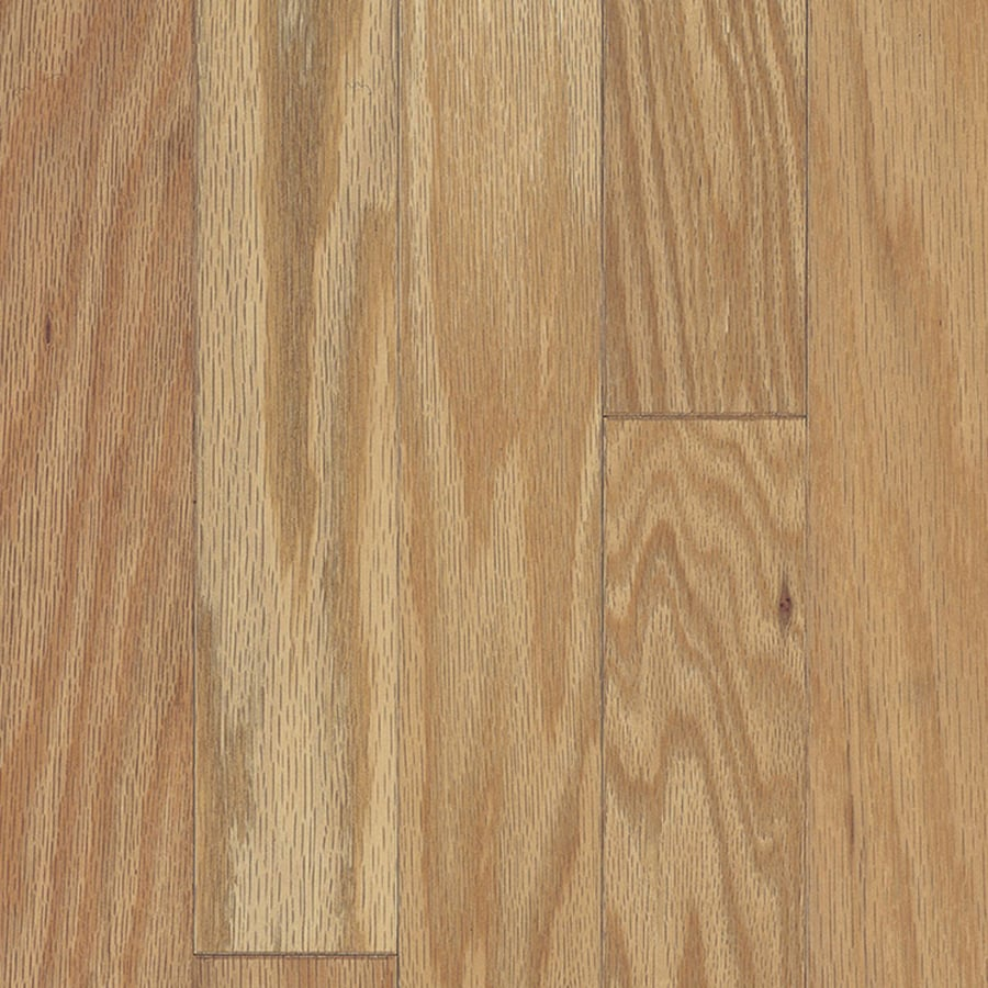 Shop robbins fifth avenue 3 in w prefinished oak for Hardwood flooring prefinished vs unfinished