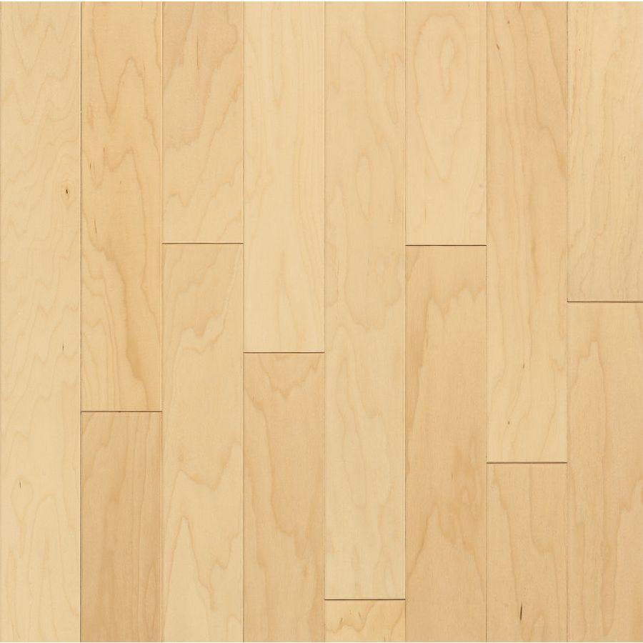 Bruce Hayworth American Exotics 3-in W Prefinished Maple Engineered Hardwood Flooring (Natural)