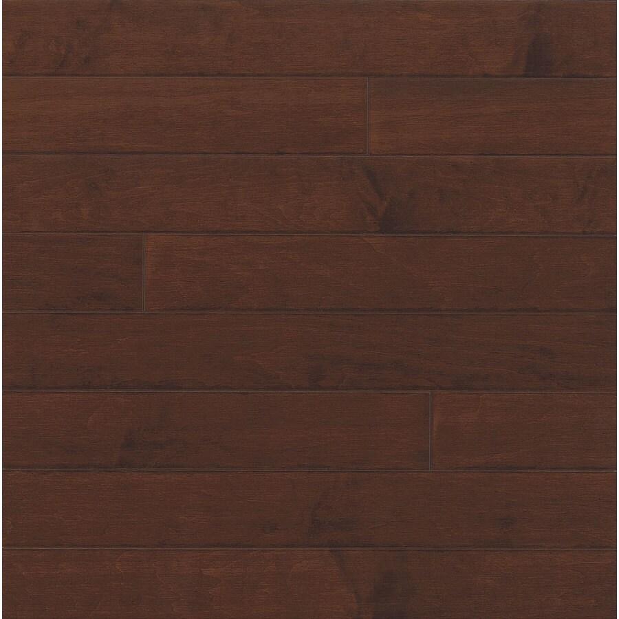 exotics 3 in w prefinished maple engineered hardwood flooring cherry