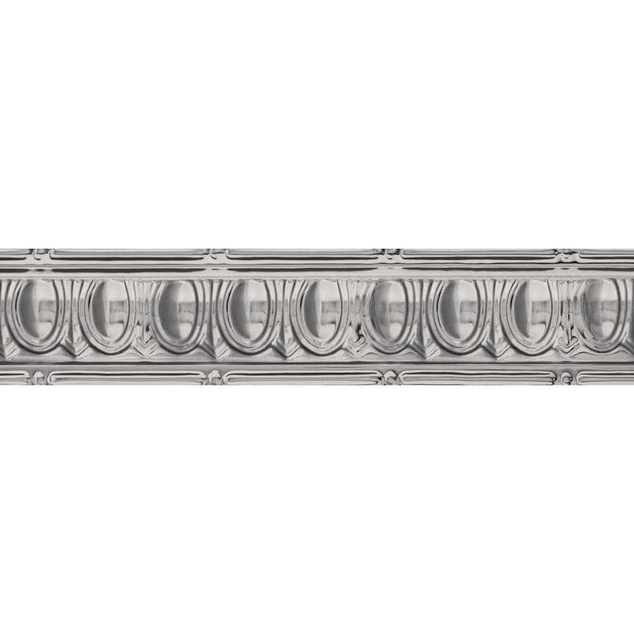 Armstrong Metallaire Lacquered Steel Metal Crown Ceiling Grid Trim