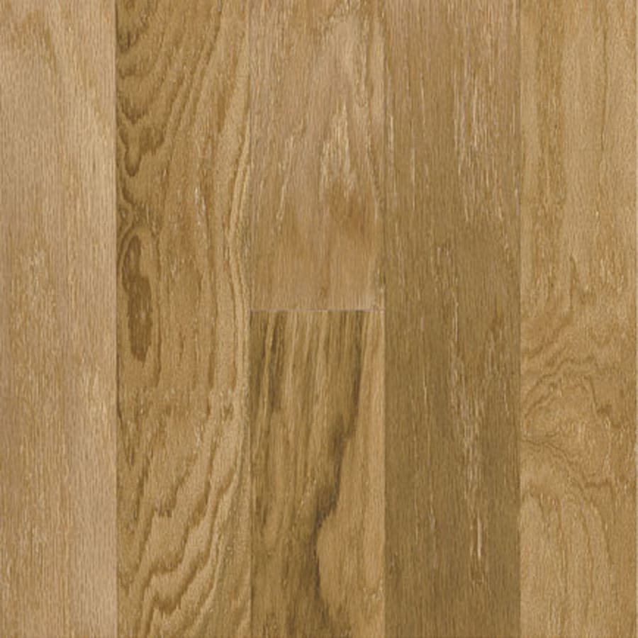 Bruce Oak Hardwood Flooring Sample (Natural)
