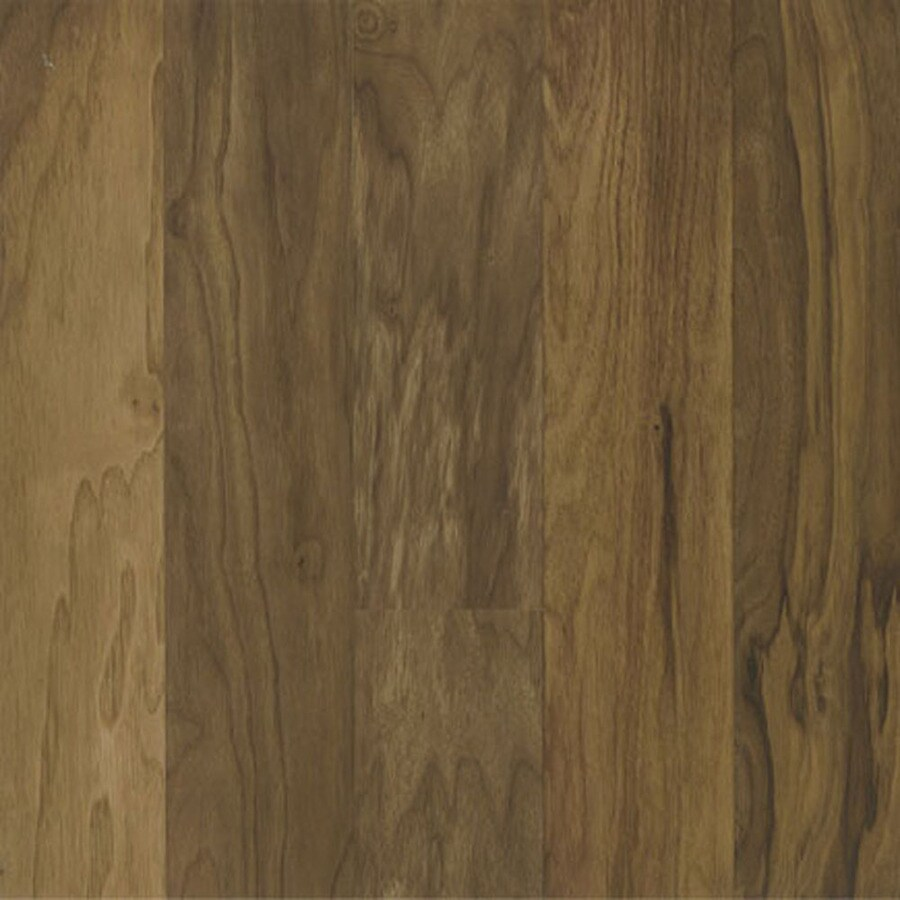 Bruce Walnut Hardwood Flooring Sample (Natural)
