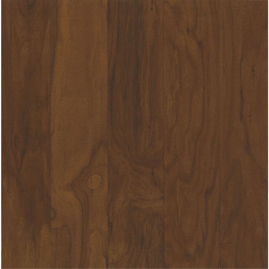 Bruce Walnut Hardwood Flooring Sample (Autumn Bronze)