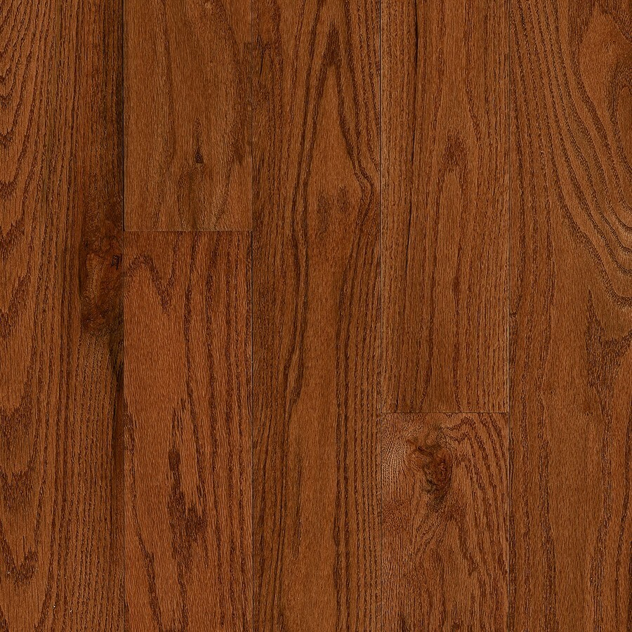 Bruce Frisco 5-in W Prefinished Oak Hardwood Flooring (Gunstock)