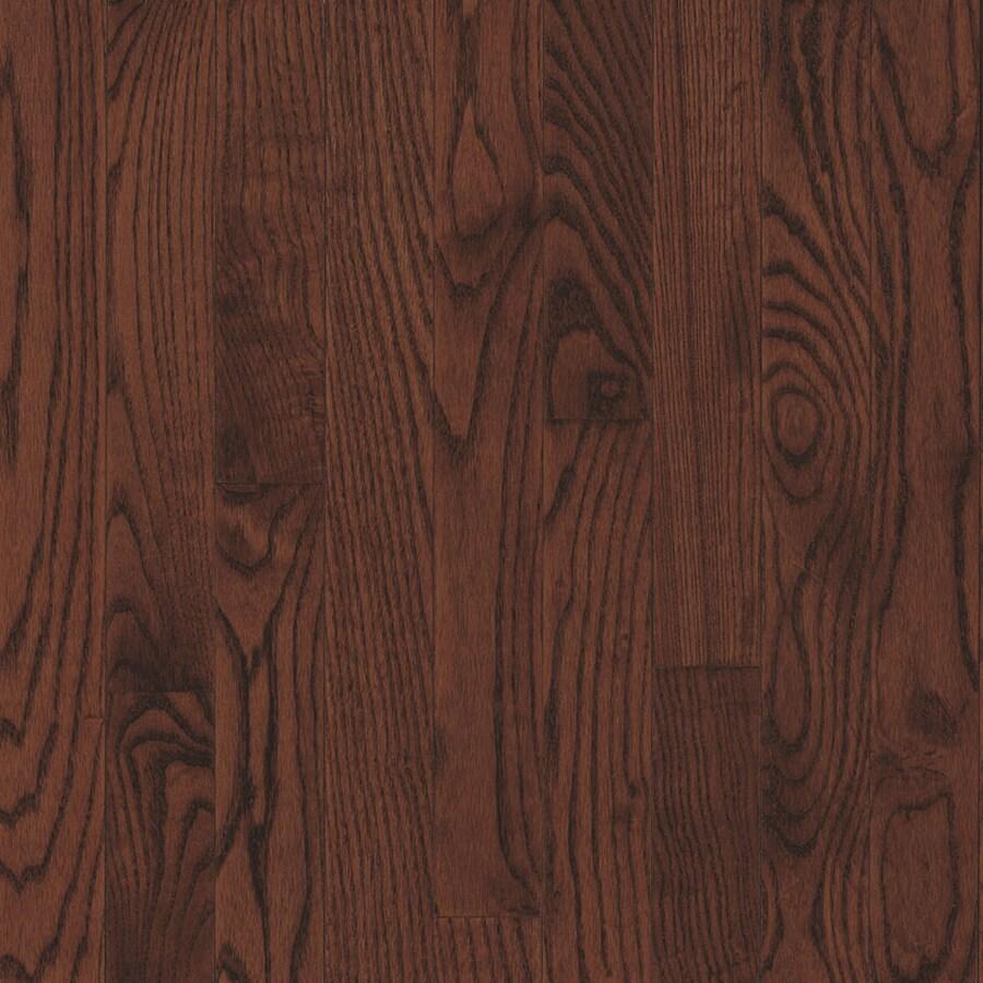 Bruce America's Best Choice 3.25-in W Prefinished Oak Hardwood Flooring (Cherry)