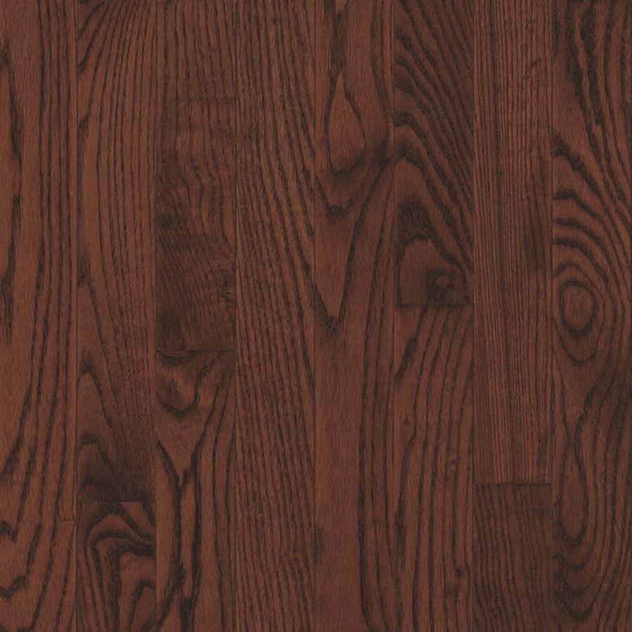 Bruce Oak Hardwood Flooring Sample (Cherry)