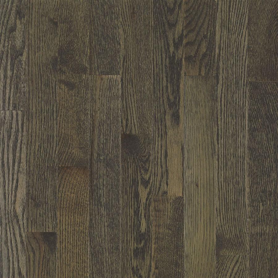 Bruce Oak Hardwood Flooring Sample (Silver Oak)