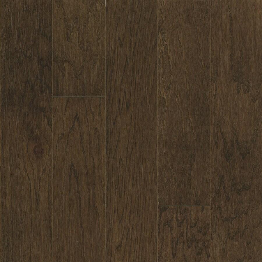 Bruce Oak Hardwood Flooring Sample (Mocha)