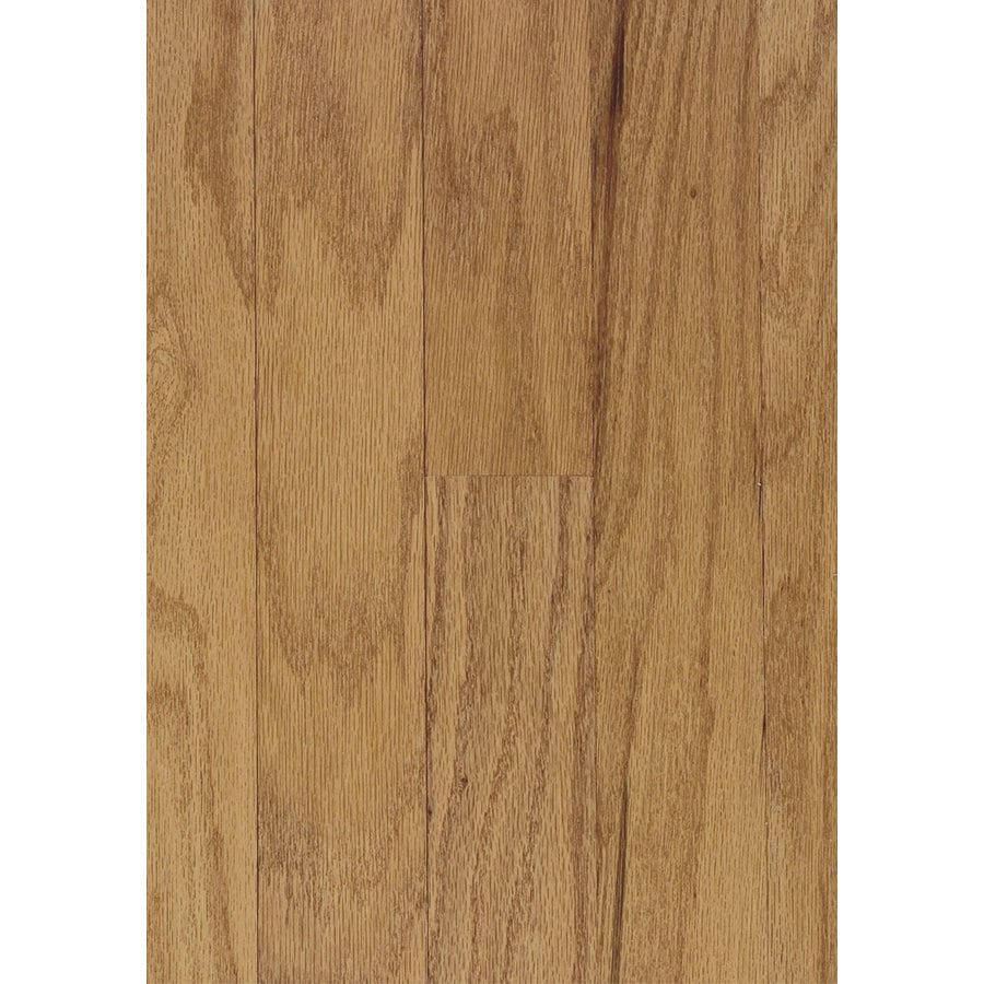 Hartco Beaumont Plank LG 3-in W Prefinished Oak Engineered Hardwood Flooring (Sandbar)