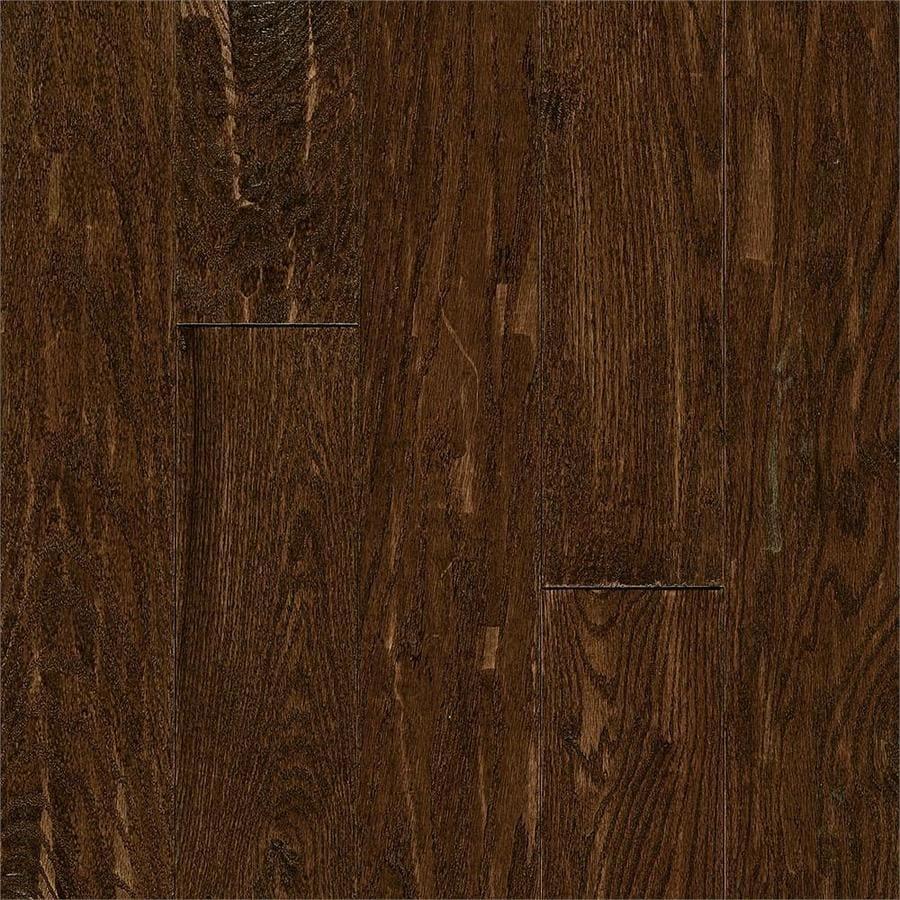 Bruce Oak Hardwood Flooring Sample (Wood Trail)