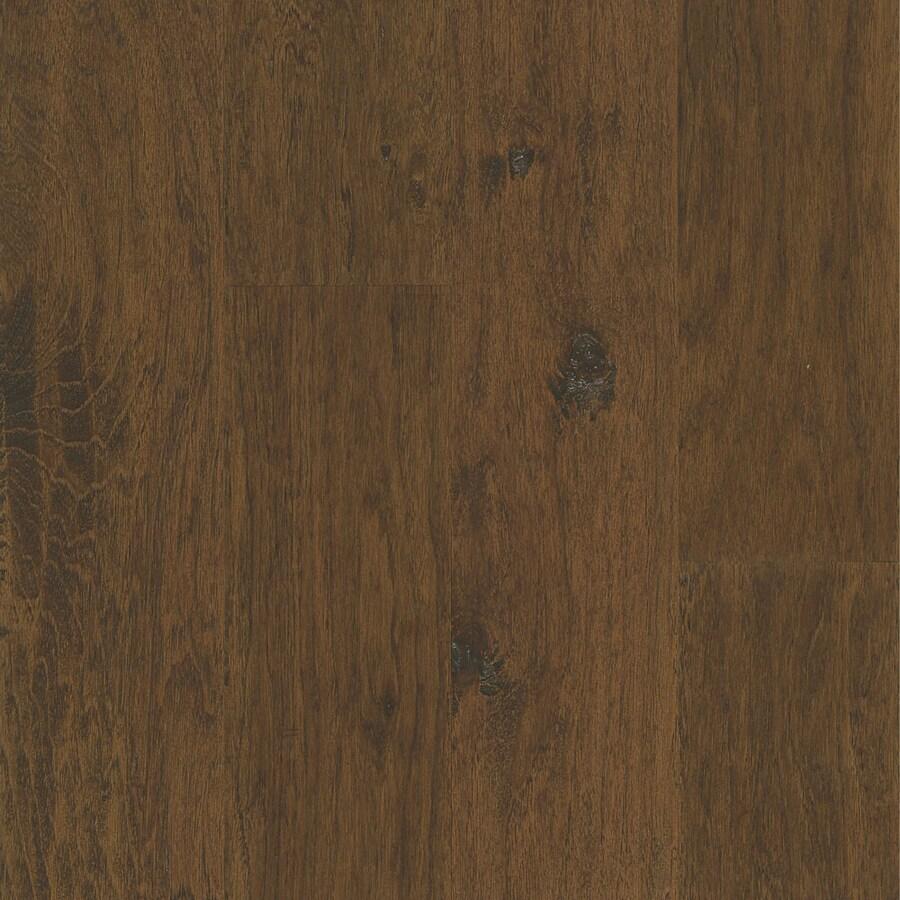 Bruce Hickory Hardwood Flooring Sample (Apple Cider)