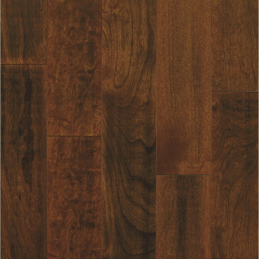 Bruce Cherry Hardwood Flooring Sample (Mountain Grove)
